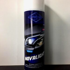 NOVALIGHT headlights renewal spray
