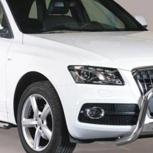 Audi Q5 Medium Bull Bar Approved Inox