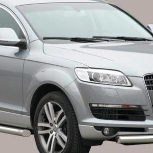 Audi Q7 Slash Bar Inox