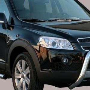 Chevrolet Captiva Super Bar Omologata Inox