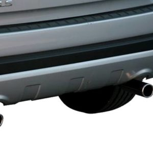 Chevrolet Captiva End muffler Cover Inox