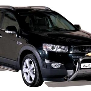 Chevrolet Captiva Medium Bar Approved Inox
