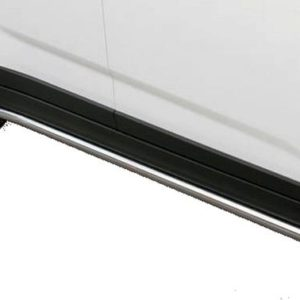 Chevrolet Orlando Side Protections Inox