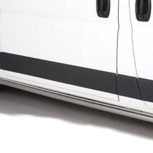 Citroën Jumper MWB Side Protections Inox
