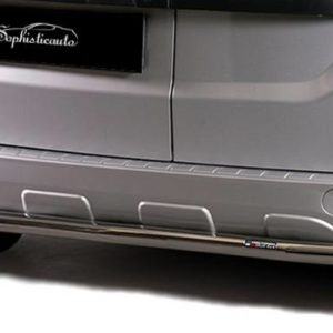 Dacia Dokker Rear Protection Inox