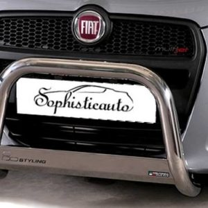 Fiat Doblò Medium Bar Approved Inox