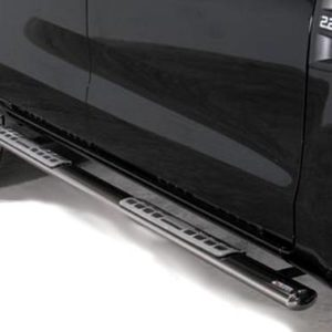 Ford Ranger – Oval Design Side Protections Inox (2012)