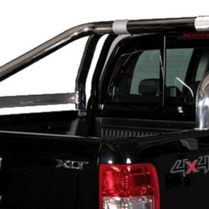 Ford Ranger Super Cab – Roll Bar Mark on Tonneau Inox 2 pipes  (2012)