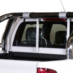 Great Wall Steed Wingle Double Cab 2011 – Roll Bar Mark on Tonneau Inox 2 pipes