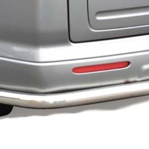 Honda CR-V (2005-2006) – Angular Rear Protections Inox