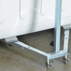 Adjustable cart holder hard top Art. 311HT Stanzani Tools