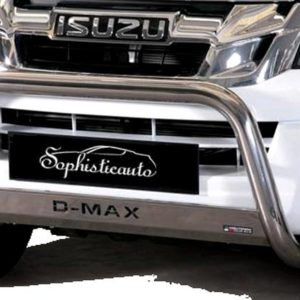 D-Max Double Cab (from 2012) – Medium Bar Mark Approved Inox