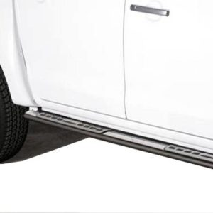 D-Max Double Cab (from 2012) – Oval Inox Side Protections