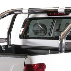 D-Max Double Cab (dal 2012)  – Roll Bar Mark Inox (2 tubes)