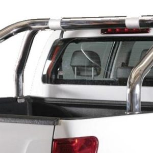 D-Max Space Cab (from 2012)  – Roll Bar Inox (2 tubes)