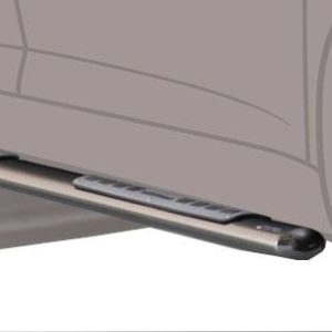Sorento (2006-2008) – Oval Design Side protections Inox