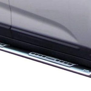 Sorento (2009-2012) – Oval Design Side protections Inox