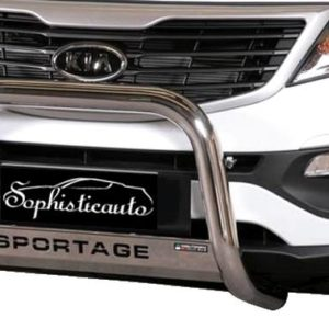 Sportage (2010-2015) – Medium Bar Mark Approved Inox