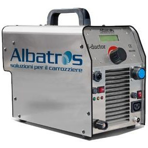 Induction heating system I-ductor Albatros