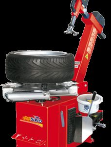 Traditional tyre changer automatic serie S6441.20 Sirio Ravaglioli