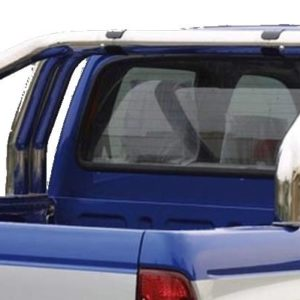 B2500 Freestyle Double Cab – Roll Bar Inox