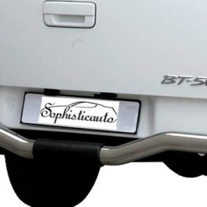 BT50 Double Cab – Rear Protection Inox