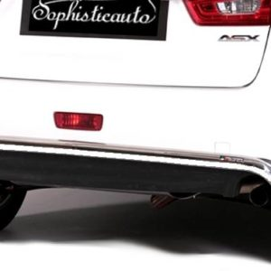 ASX – Complete Rear Protection Inox