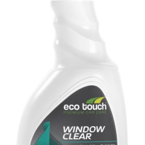 Window clear 500ml (16,90oz) Ecotouch