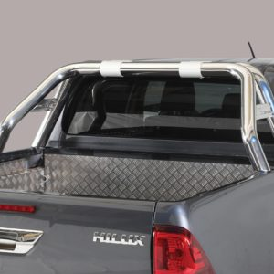 Toyota Hi-lux – Roll Bar Inox
