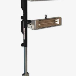 One-arm stand for hand lamp Monaldi