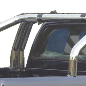 L200 Club Cab – Roll Bar Inox