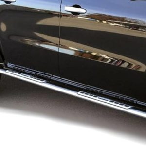 X Class – Oval Side Protection Inox