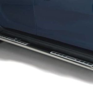 Duster – Design Oval Side Protections Inox