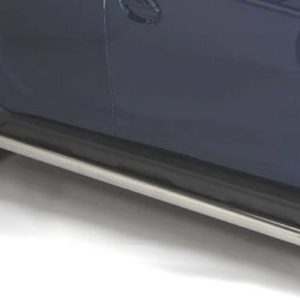 Duster – Side Protections Inox