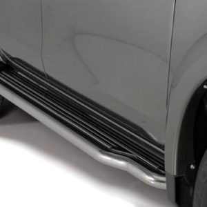 L200 Double Cab – Sidesteps Inox