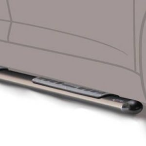 Mitsubishi Pajero – Design Side Protections Inox