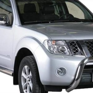 Nissan Navara – EC Approved Super Bar Inox