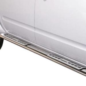 Nissan Navara – Design Side Protections Inox