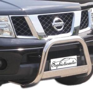 Nissan Navara – Approved Medium Bar Inox