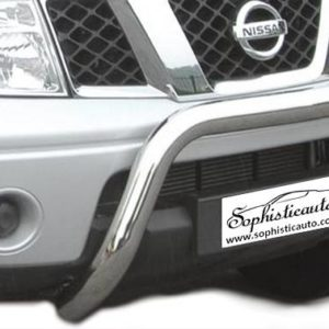 Nissan Navara – Approved Super Bar Inox