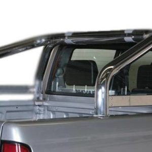 Nissan NP300 – Roll Bar Mark Inox