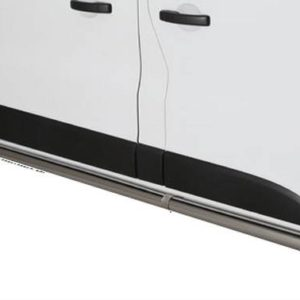 Nissan NV300 – Side Protections Inox