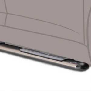Nissan Pathfinder – Design Side Protections Inox