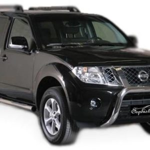 Nissan Pathfinder – Approved Super Bar Inox