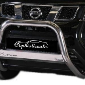 Nissan XTrail – Approved Medium Bar Inox
