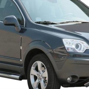 Opel Antara – EC Approved Super Bar Inox