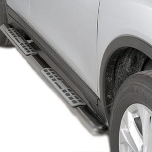 Nissan XTrail – Design Side Protections Inox