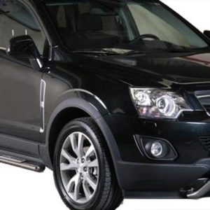 Opel Antara – EC Approved Medium Bar Mark Inox
