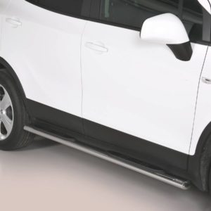 Mokka (2012-2016)  – Side Protection Inox