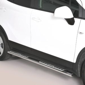 Mokka (2012-2016) – Proteccion Lateral Inox